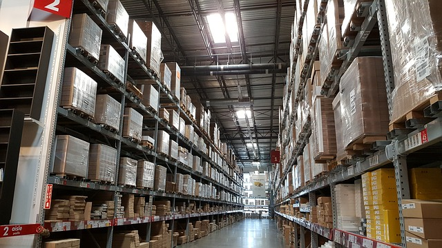 Advantages of using professional warehousing