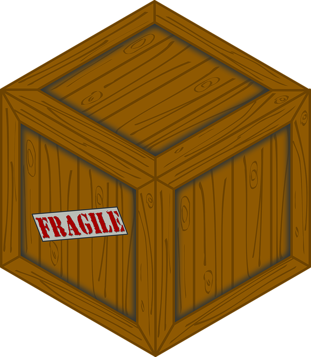 Pros and cons of using wooden crates for shipping