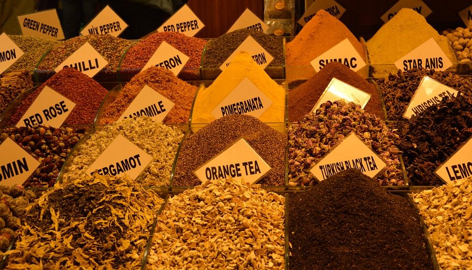 Tips for packing exotic spices and drinks