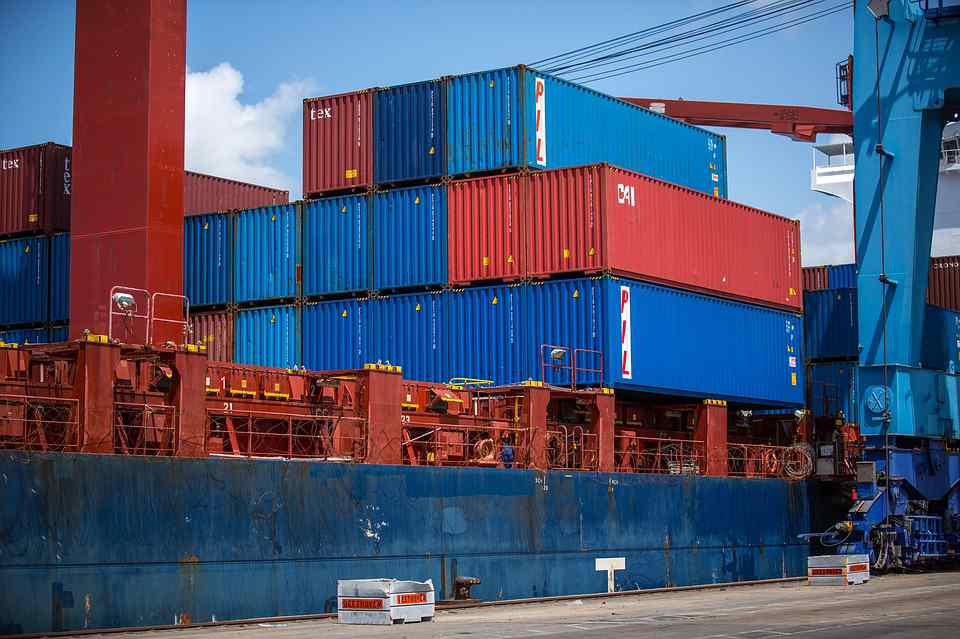 Different types of shipping containers to explore