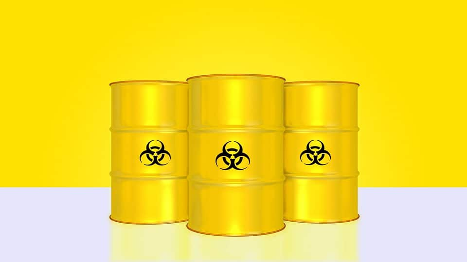 How to store hazardous materials