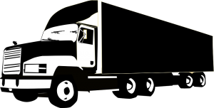 truck with standard alpha codes